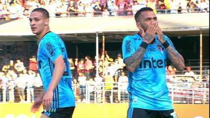 Melhores momentos: São Paulo 1 x 0 Ceará pela 15ª rodada do Campeonato Brasileiro 2019