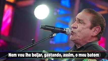 """Zé Ramalho canta """"Chão de Giz"""""""