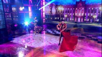 Joaquim Lopes relembra experiência no 'Dança dos Famosos'