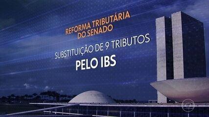 Proposta de reforma tributária começa a ser discutida no Senado