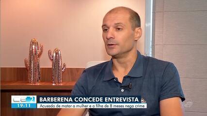 Marcelo Barberena diz em entrevista que foi coagido a assumir crime