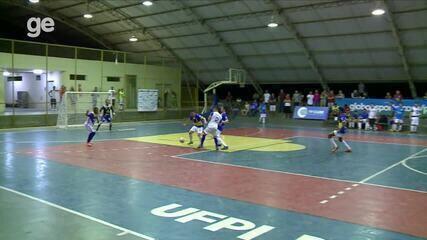 Taça Clube de Futsal - Gol de Roniel, do Parma