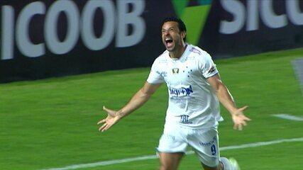 Os gols de CSA 1x1 Cruzeiro, pela 16ª rodada do Brasileirão