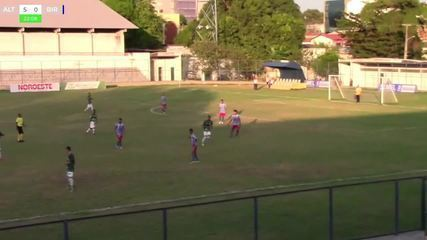 Altos faz 7 a 1 no Biroesportes com direito a golaço