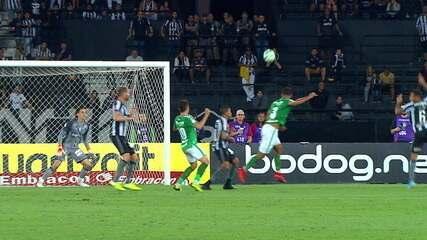 Melhores momentos de Botafogo 0x0 Chapecoense pela 16ª rodada do Brasileirão
