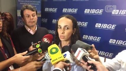 Economia apresenta lenta recuperação e segue em patamar de 2012, diz IBGE