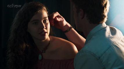30/8 - Teaser 'Malhação - Toda Forma de Amar': Filipe se declara para Rita