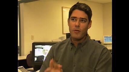 Jornal Nacional ganha novo editor chefe
