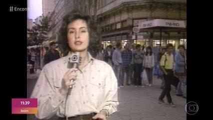 Relembre participações de Fátima Bernardes no 'Jornal Nacional'
