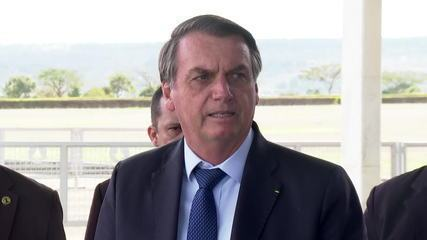 Bolsonaro garante que vai à abertura da Assembleia Geral da ONU
