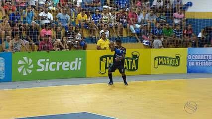 Itaporanga aplica goleada em cima de Santa Luzia e estreia bem na Copa TVSE