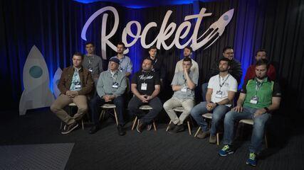 Empreendedorismo é tema dos talks no segundo webepisódio do Rocket Startup