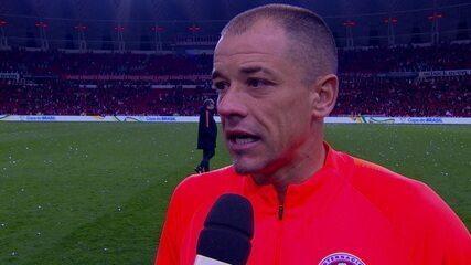 """D'Alessandro comemora segunda final de Copa do Brasil pelo Inter: """"Para ficar na história do clube"""""""