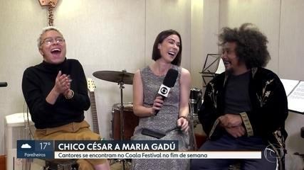 Coala Festival 2019: Chico César e Maria Gadú tocam juntos no Memorial da América Latina