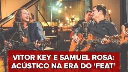 G1 ouviu: A tal canção pra lua, de Vitor Kley e Samuel Rosa