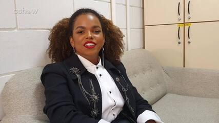 Jeniffer Nascimento fala do casamento e dos planos após o The Voice Brasil