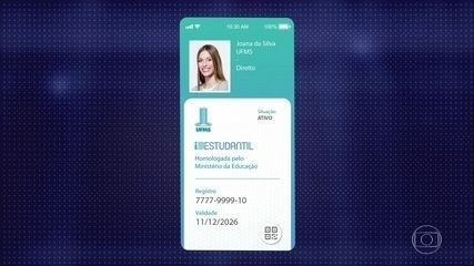 Governo cria carteirinha de estudante digital gratuita