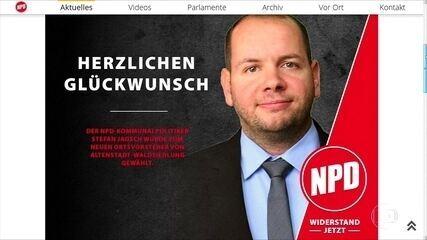 Neonazista é eleito para representar vilarejo na Alemanha