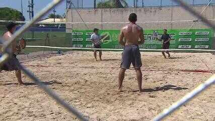 Beach Tenis em Porto Velho