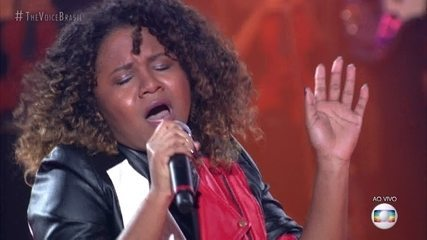 "Ana Ruth canta ""P.Y.T."""