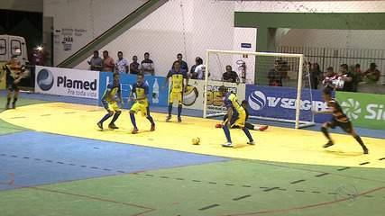 Pinhão derrota Tobias Barreto e se mantém viva na Copa TV Sergipe