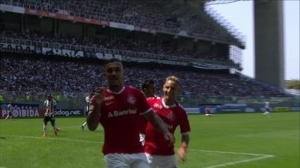 Melhores momentos de Atlético-MG 1 x 3 Internacional pela 19º rodada do Campeonato Brasileiro