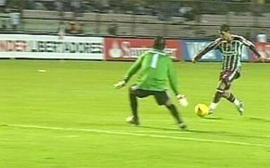 Os melhores momentos de LDU 0 x 0 Fluminense pela Taça Libertadores da América