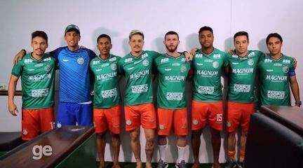 Elenco do Guarani pede paz na política do clube para sequência da temporada