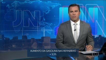 Petrobras anuncia aumento do preço do diesel e da gasolina nas refinarias