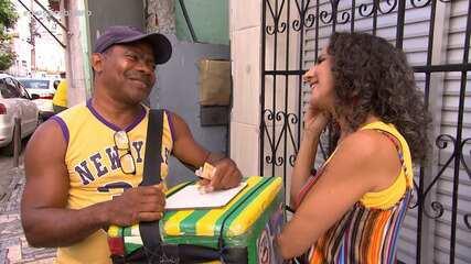 No Engenho Velho de Brotas, Maria Menezes conhece o Gaguinho do Picolé
