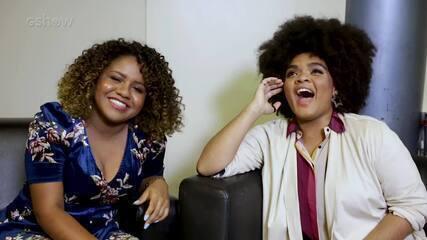 Edyelle Brandão enfrenta Ana Ruth em um quiz superdivertido sobre o The Voice