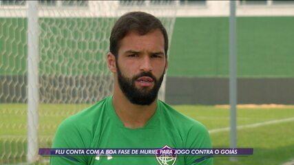 Fluminense tem confronto direto contra o Goiás no Serra Dourada