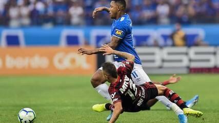 Melhores momentos: Cruzeiro 1 x 2 Flamengo pela 20ª rodada do Campeonato Brasileiro 2019