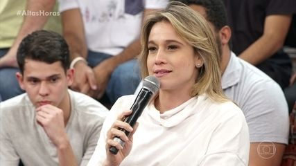 Fernanda Gentil relembra época da escola