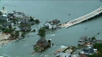 Relatório do IPCC alerta para aumento do nível dos oceanos