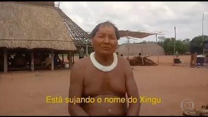 Líderes indígenas repudiam a presença de índia na delegação brasileira que foi à ONU