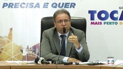 Ex-governador do Tocantins é preso em Brasília