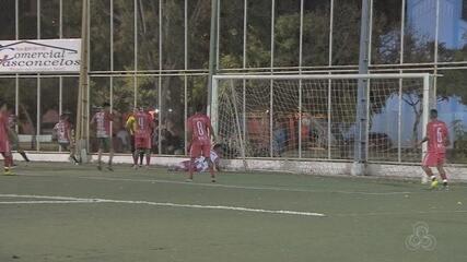 Burudi vence Emirados Árabes na Copa do Mundo Marcílio Dias