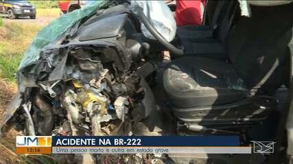 Acidente é registrado na zona rural de Igarapé do Meio