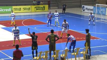 Itabaiana derrota Maruim e mantém os 100% de aproveitamento na Copa TV Sergipe