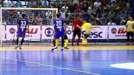 Copa Brasília de Futsal: Brazlândia vence o Planaltina e leva o título