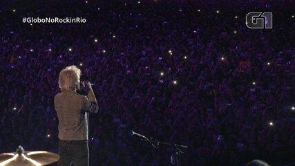 """Bon Jovi toca """"Always"""" no Rock in Rio"""
