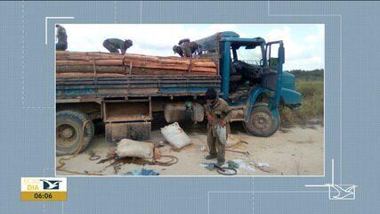 Índios pedem socorro às autoridades para acabar desmatamento no MA