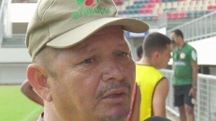 Galvez inicia treinos para Copa São Paulo de Futebol Júnior 2020 com novidades no elenco