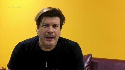 Paulo Ricardo fala sobre sua volta aos palcos do Rock in Rio