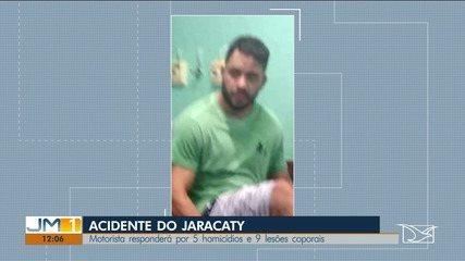 Motorista que causou acidente no Jaracaty continua internado em hospital em São Luís