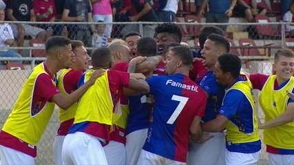 Os gols de Paraná 2x0 Coritiba pela 26ª rodada do Campeonato Brasileiro Série B