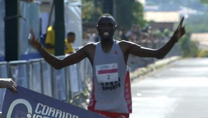 Queniano Nikolas Kosge conquista título inédito na Corrida Integração 2019