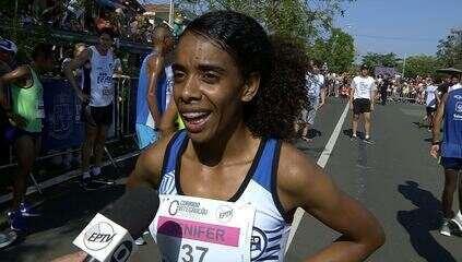Vencedores do feminino e masculino comentam sobre a Corrida Integração Campinas 2019