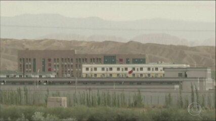 EUA proíbem comércio com 28 empresas chinesas por violações contra minoria uigur